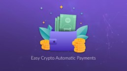 Easy Crypto recurring automatic cryptocurrency payment