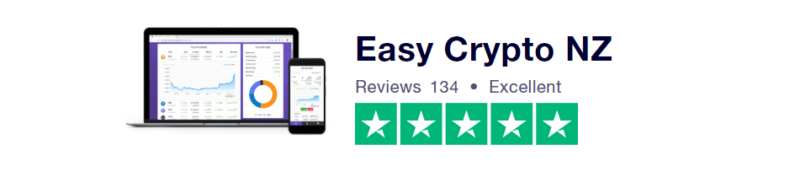 Easy Crypto NZ Trust Pilot reviews December 2019